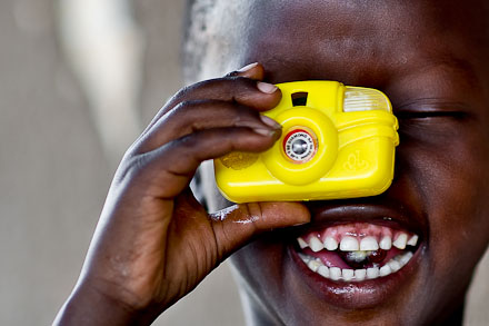 Kid with camera-1