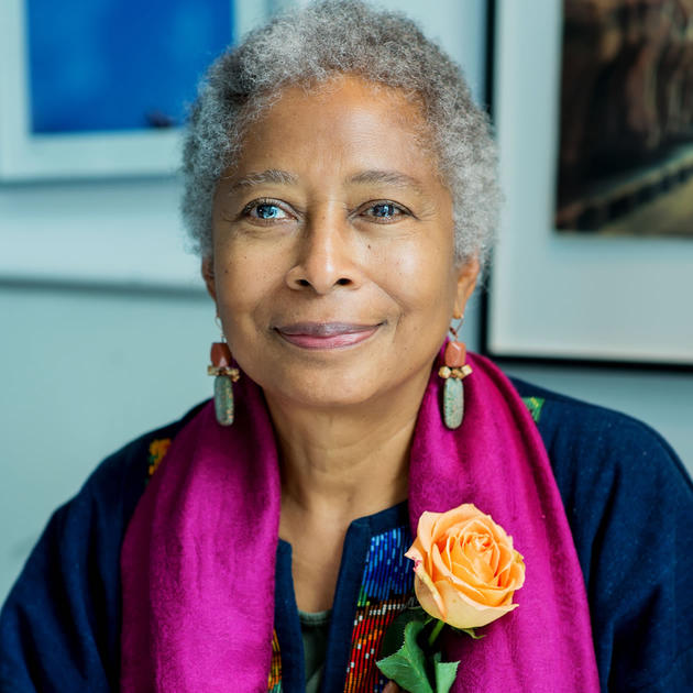 Author Alice Walker. Photo by the South Bank Centre. http://tiny.cc/dnx6sx